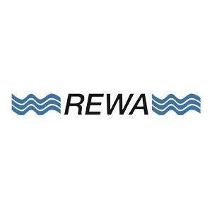 Logo der REWA